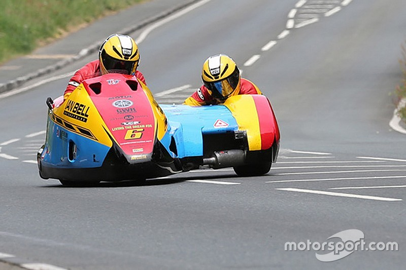 Isle of Man TT: Ian Bell verstirbt am Senior-Freitag