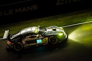 Stanaway and Serra join Aston Martin Le Mans line-up
