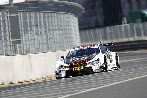 Norisring DTM: Ekstrom quickest but Blomqvist takes pole