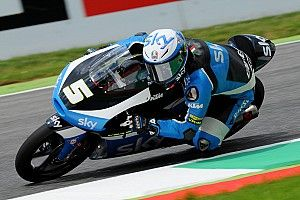 Mugello Moto3: Fenati cruises to pole
