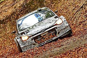 Más de 900 km de pruebas sobre asfalto en Italia para el Hyundai i20 R5
