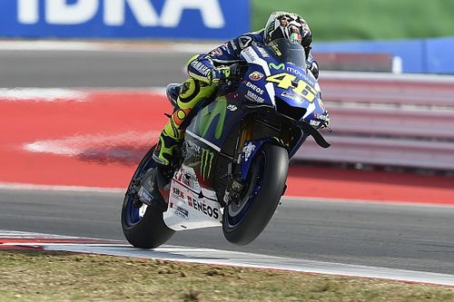 "Misano track limits policing ""big improvement"" for safety - Rossi"