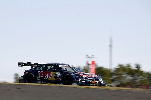 Nurburgring DTM: Auer quickest, Wittmann inherits Saturday pole