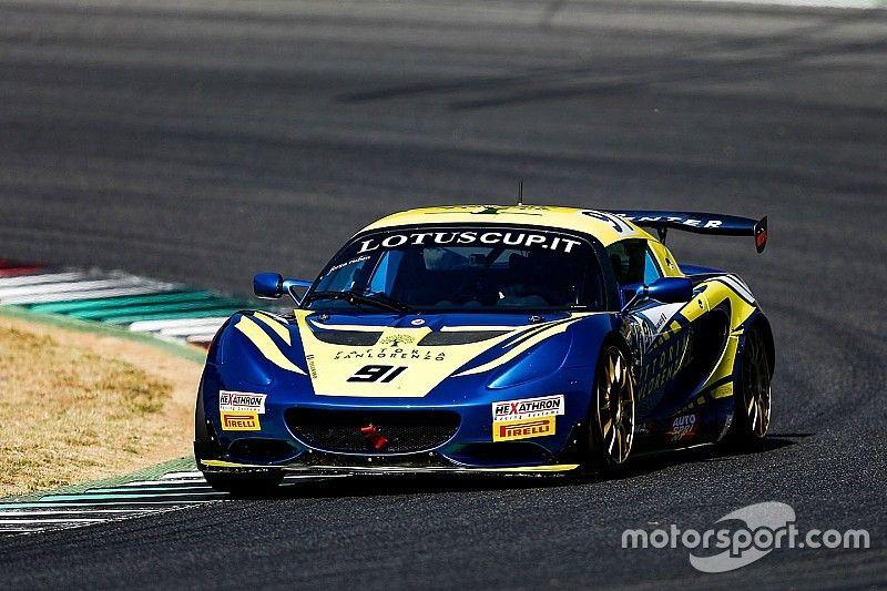 Lotus Cup Italia: Pasotti e Pegoraro 1-1 nel round del Mugello