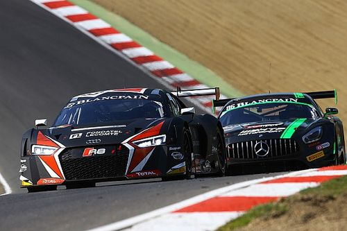 Audi s'impose à Brands Hatch avec Christopher Mies et Enzo Ide