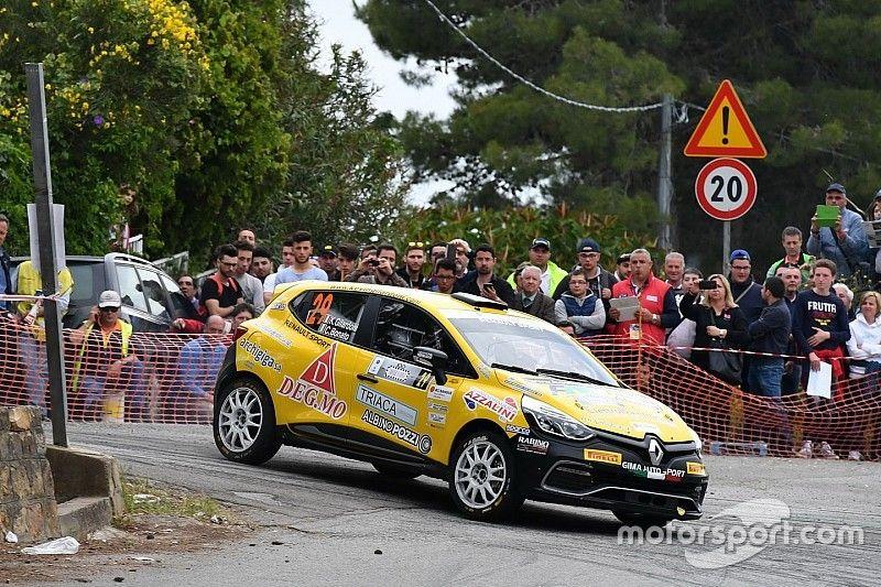 I Trofei Rally Renault riaccendo i motori al Rally Roma Capitale