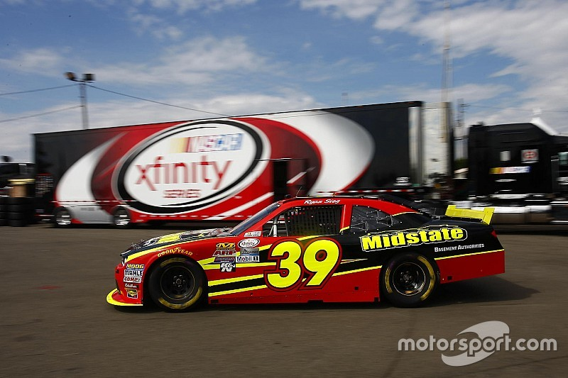 Who needs to do what to make the Xfinity and Truck Chase fields