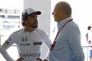 Alonso: Indy 500 deal wouldn't be possible under Dennis