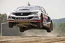 Honda Civic Coupe допустили до участия в WorldRX
