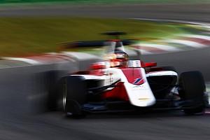 GP3 Отчет о квалификации Леклер завоевал поул в Монце под клетчатым флагом