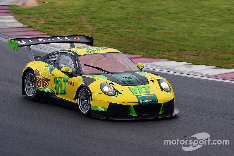 Craft-Bamboo Racing taken out of the GT Asia lead in Korea