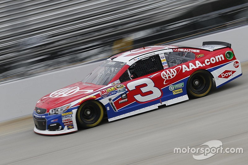 Austin Dillon suffers costly failure just before halfway at Dover