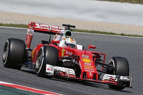 Ferrari drafts Vettel for crucial Barcelona F1 test