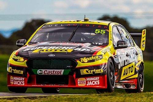Sydney Supercars: Mostert tops qualifying again