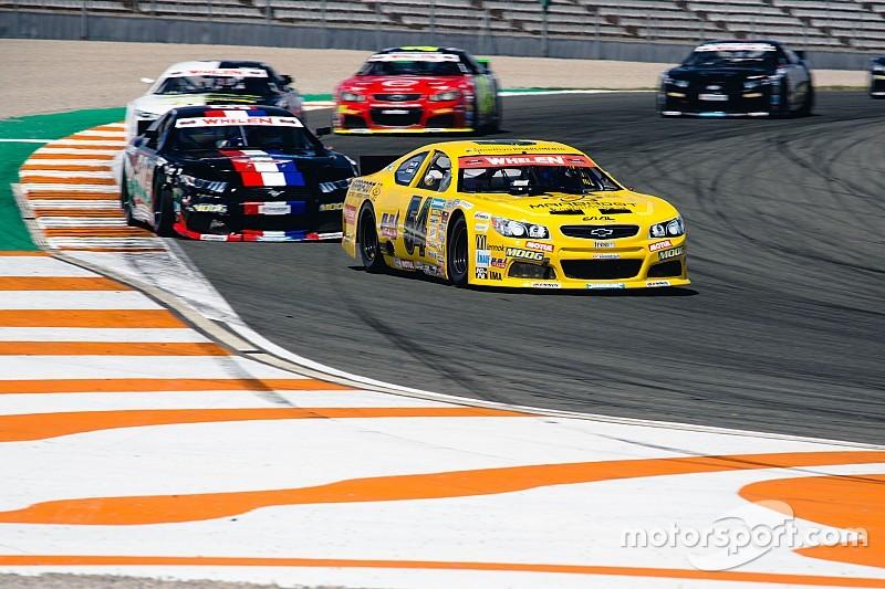 Loris Hezemans picks up first NASCAR Euro win at Hockenheimring