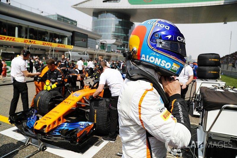 """ألونسو: زيادة كمية الوقود لا تقدم حلاً سريعًا للحصول على """"سباقات رائعة"""""""