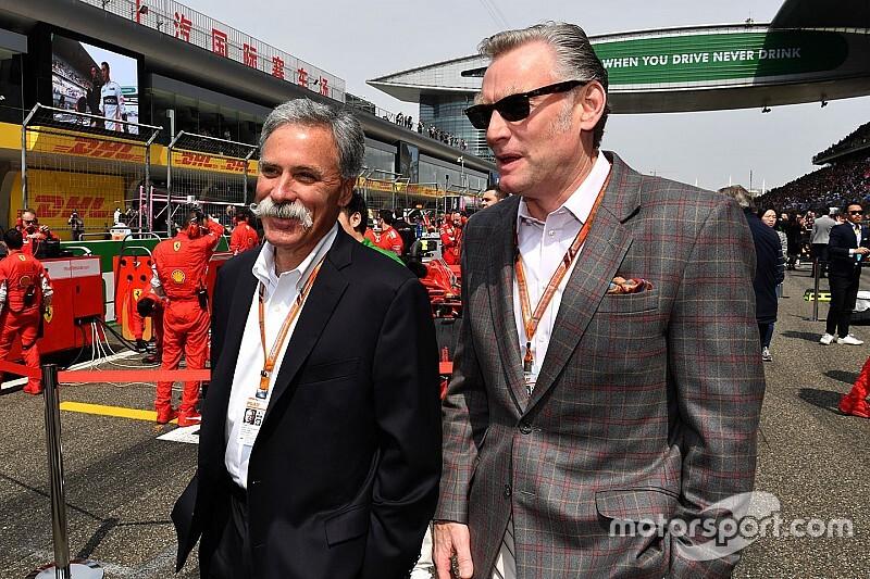 Le directeur commercial de la F1 s'en va sans être remplacé