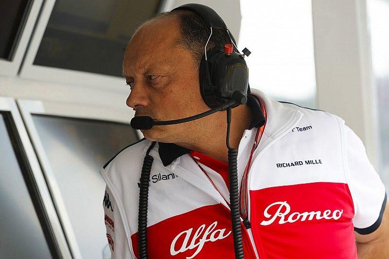 "Vasseur: ""Kimi puede encajar en Sauber"""