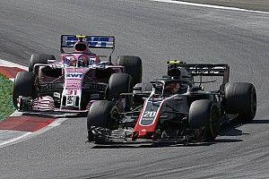 Force India pilotları, zorlu hafta sonunu çifte puanla kapatmaktan memnun