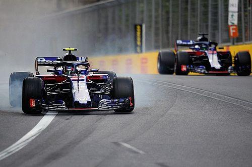 GALERIA: Relembre todos os carros da Toro Rosso na F1