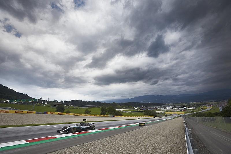 【動画】F1第9戦オーストリアGP フリー走行2回目ハイライト