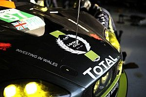 VIDEO: Motif spesial Aston Martin Vantage GTE