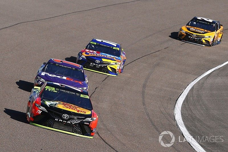 Can the Mercedes of NASCAR be stopped?
