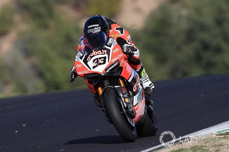 Test Jerez, Day 4: Ducati e Melandri al top. Honda risorge con Camier
