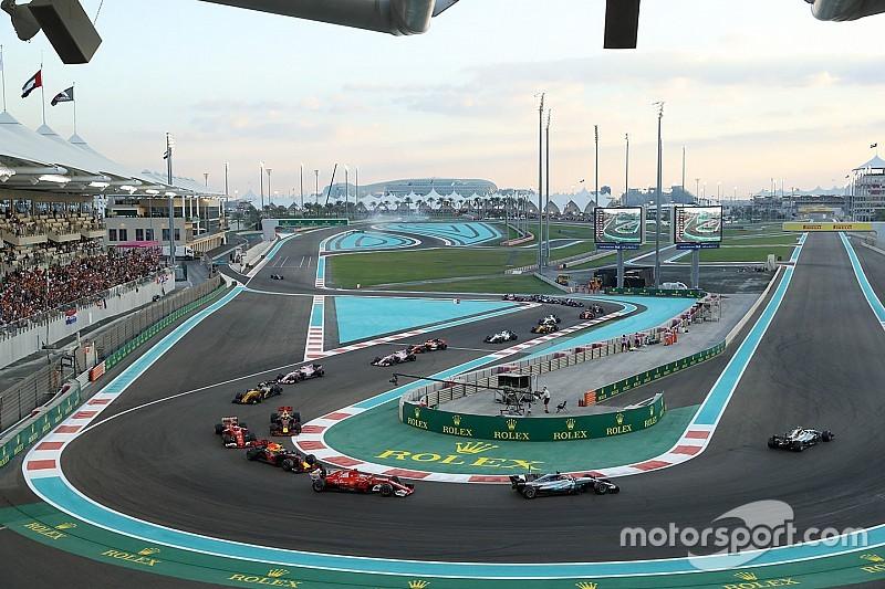 Confira os horários para o GP de Abu Dhabi de Fórmula 1