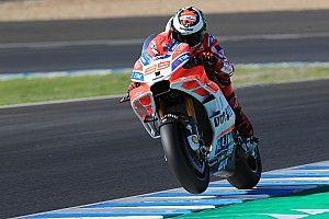 """Ducati pede para Lorenzo """"provar ser o campeão que tem sido"""""""