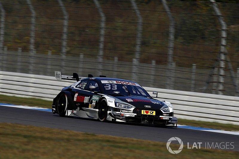 DTM: Rast indul a legjobb helyről Hockenheimben a négy bajnokesélyes közül!