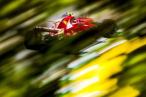 Bilan saison - Räikkönen, (encore) trop loin