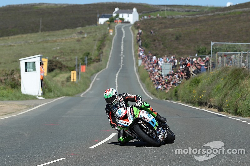 Isle of Man TT Supersport running order revealed