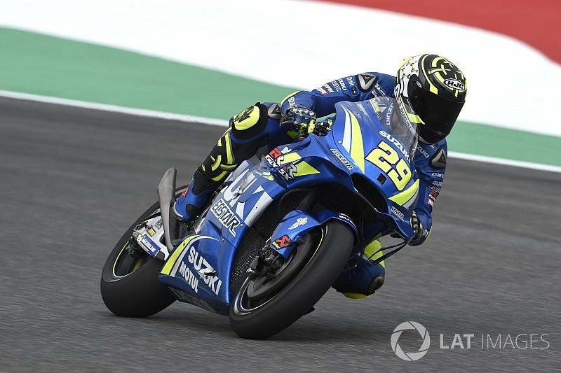 Янноне стал быстрейшим на разминке Гран При Италии