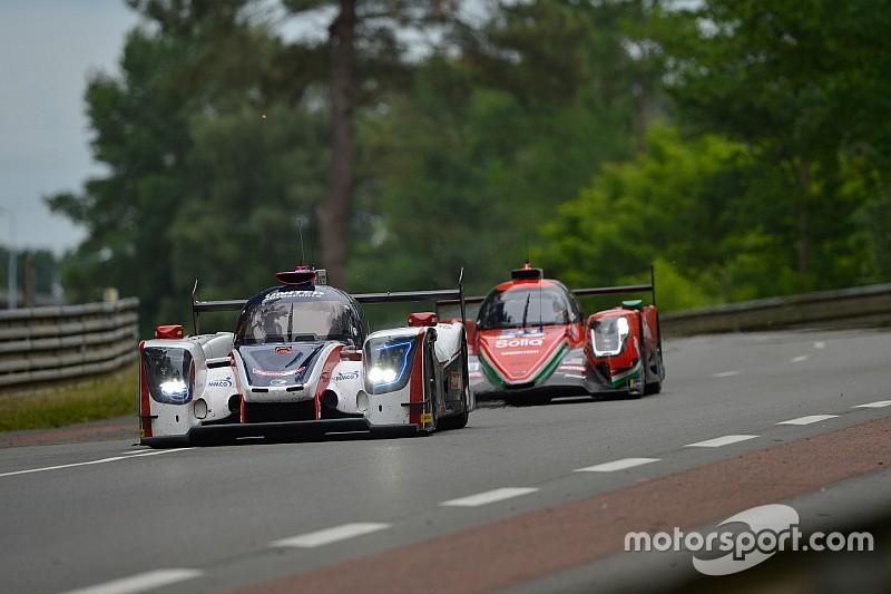 "Montoya says he has ""no pressure"" on Le Mans debut"