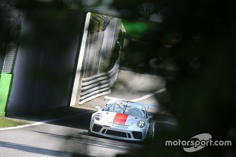 """Carrera Cup Italia, Mardini-pole in Michelin Cup: """"So special in Monza!"""""""