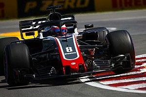 Grosjean dice que Haas presentó su mejor paquete de actualización desde que está en la F1