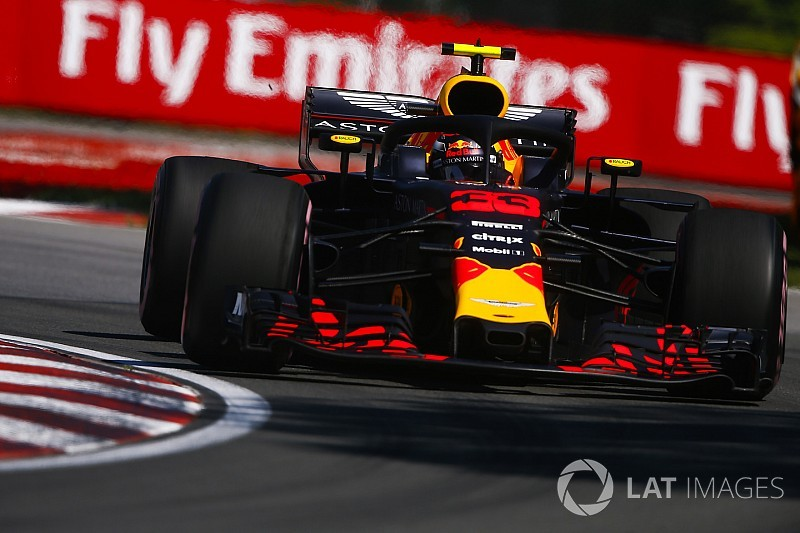 Verstappen optimistisch over kansen in race vanaf derde startplek