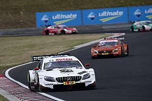 DTM Race report Hungaroring DTM: Di Resta beats Auer in Race 1