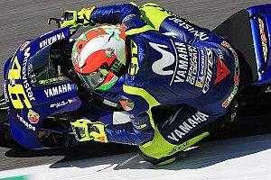 MotoGP Italia: Rossi torehkan rekor pole, Marquez keenam