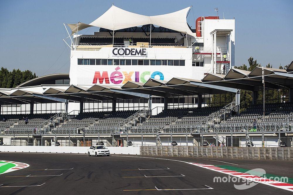 Le circuit de México, trop dangereux selon Rossi