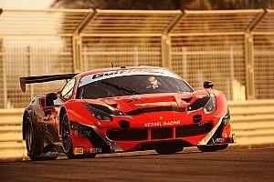 """سباق الخليج 12 ساعة: فريق """"كيسيل ريسينغ"""" يحرز قطب الانطلاق الأول في أبوظبي"""
