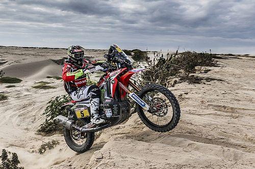 GALERI: Reli Dakar stage 6