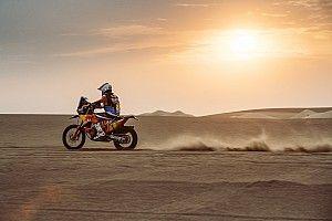Dakar Stage 4: Sunderland tersingkir, Van Beveren memimpin