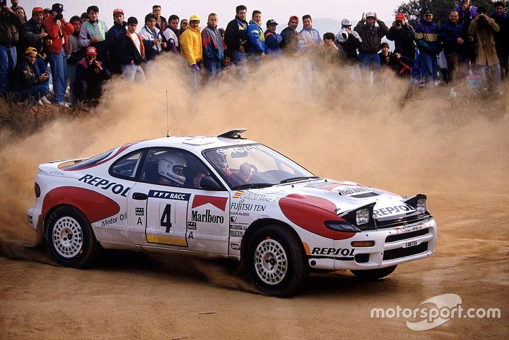 Carlos Sainz najlepszym kierowcą WRC