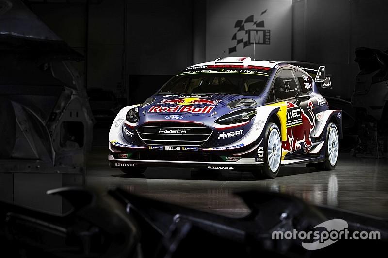 La decoración de los coches de Hyundai y M-Sport para el WRC 2018