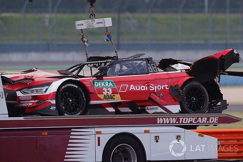 Rast moet tweede DTM-race op Lausitzring missen