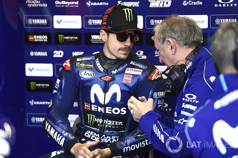 """Vinales saw """"the fire"""" in his crew again after Le Mans nadir"""