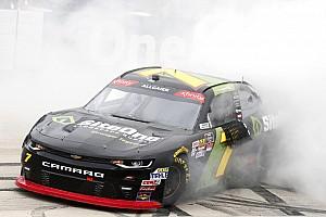 NASCAR Sprint Cup Noticias Multa y penalización para el equipo de Daniel Suárez
