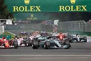 F1 Noticias de última hora Formula 1 revela sus planes para el motor del 2021